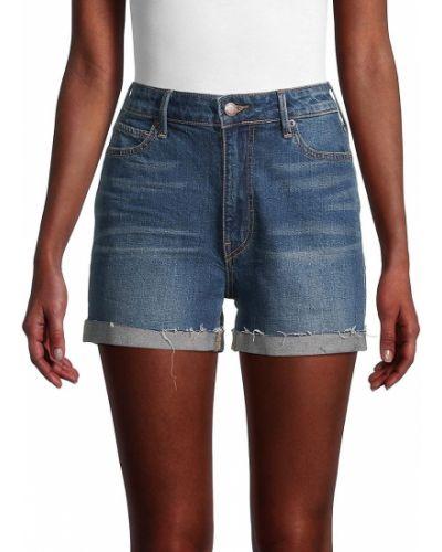 Джинсовые шорты с карманами True Religion