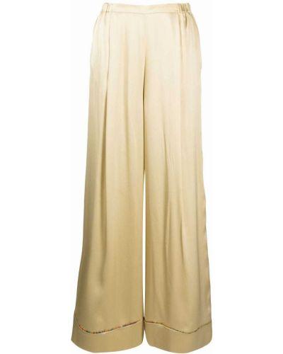 Шелковые брюки Carine Gilson