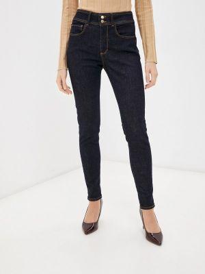 Синие зимние джинсы Guess Jeans
