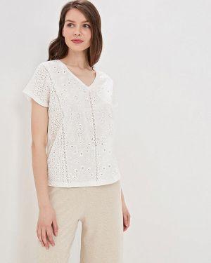 Белая блузка O'stin