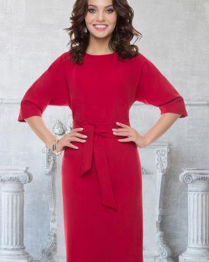 Вечернее платье классическое с поясом Bellovera