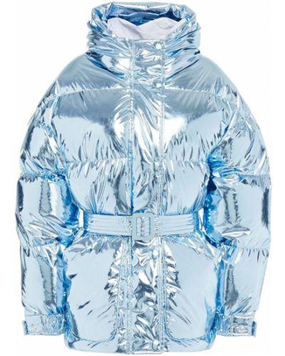 Стеганая куртка - синяя Ienki Ienki