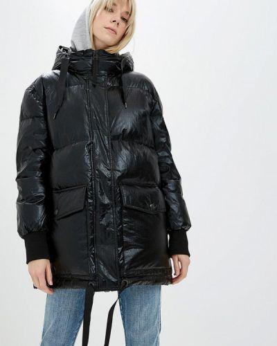 Зимняя куртка осенняя черная True Religion