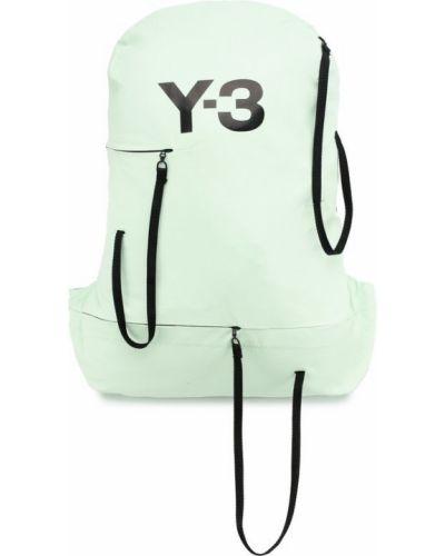 Рюкзак текстильный зеленый Y-3