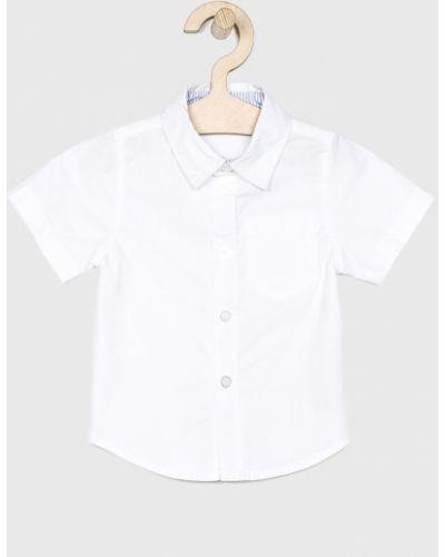 Рубашка с узором белая Name It