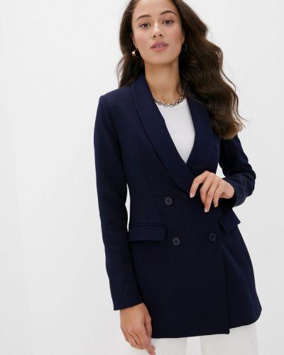 Синий пиджак Defacto