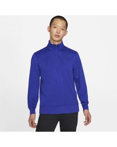 Niebieski bluzka Nike