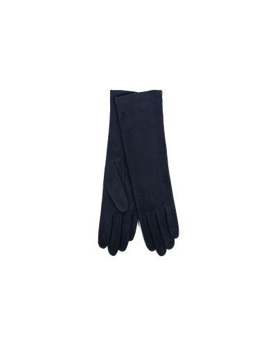 Перчатки темно-синий синий Agnelle