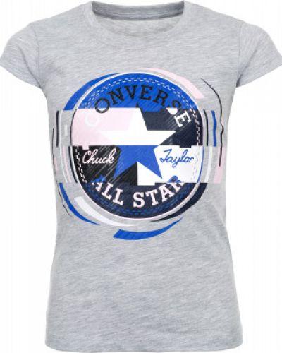 Спортивная футболка приталенная Converse