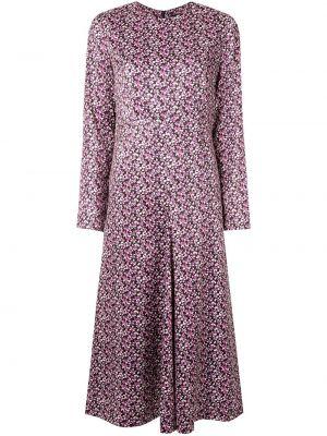 Розовое платье Goen.j