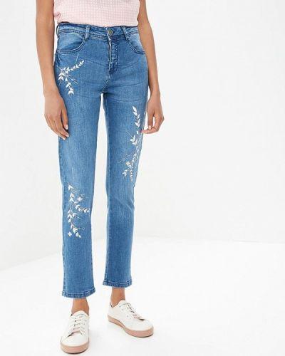 Синие джинсы Wallis