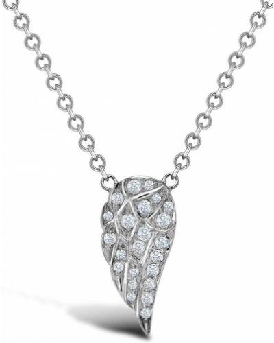 Z rombem biały tiara z diamentem Pragnell