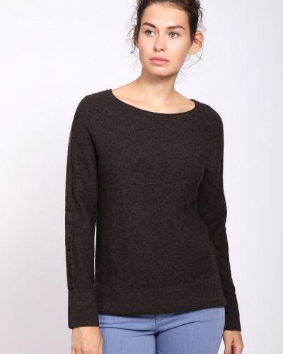 Пуловер кашемировый коричневый Pezzo