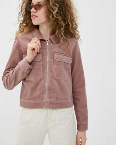Облегченная розовая куртка Jacqueline De Yong