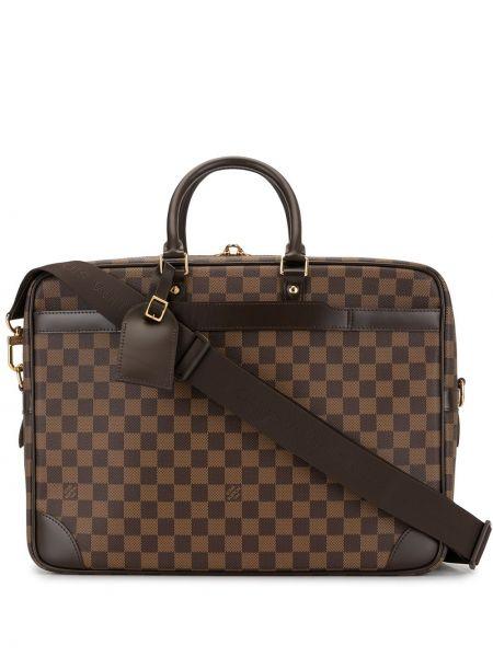 Torba z płótna z uchwytem Louis Vuitton Pre-owned