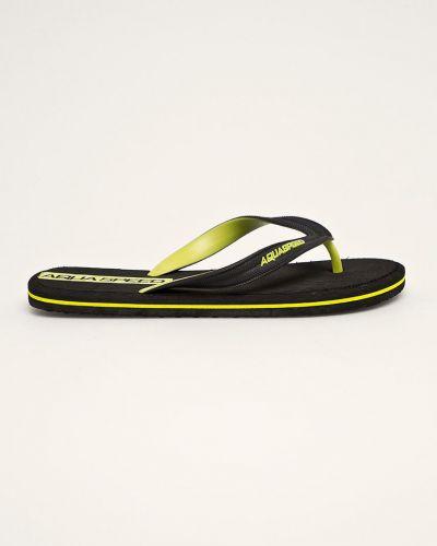 Спортивные сандалии черные Aqua Speed
