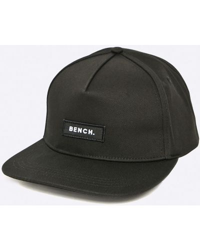 Черная шляпа Bench