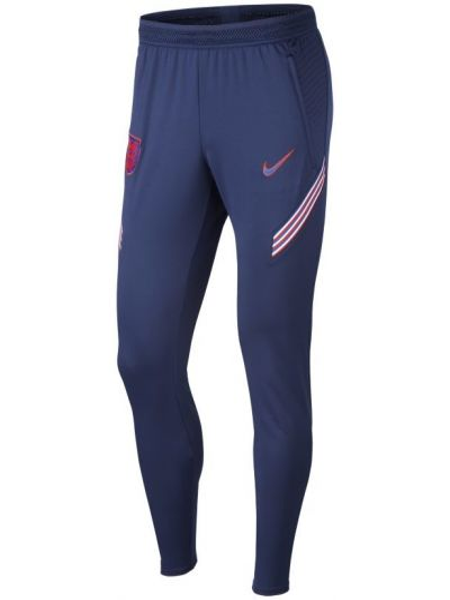 Niebieskie spodnie Nike