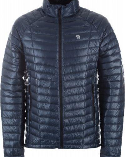 Пуховик с капюшоном куртка спортивный Mountain Hardwear