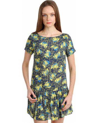 Платье из вискозы весеннее Patrizia Pepe