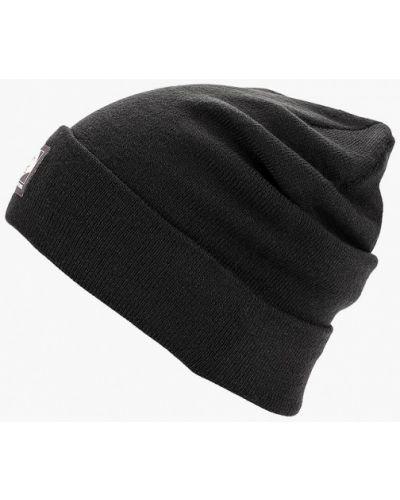 Черная шапка осенняя The North Face