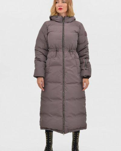 Утепленная куртка - коричневая Pavel Yerokin