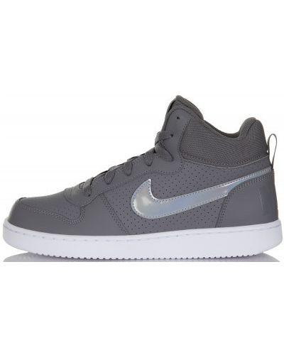 Кеды на шнуровке классические Nike