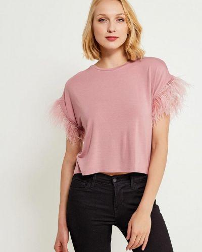 Розовая блузка Love Republic