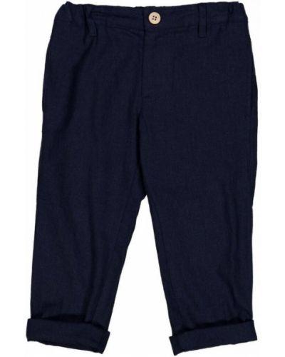 Czarne spodnie Wheat