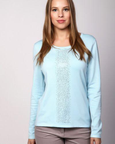 Пуловер трикотажный с воротником Pezzo