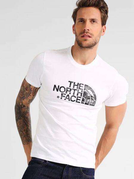 Спортивная футболка - белая The North Face
