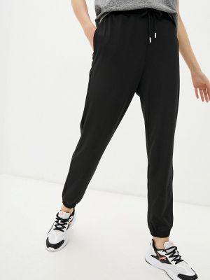 Черные спортивные брюки Defacto