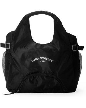 Torba na torbę czarna sport Bag Street
