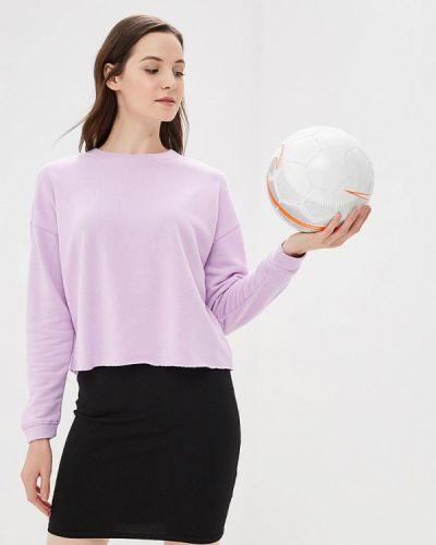 Свитшот 2019 фиолетовый Befree