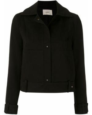 Черная куртка Egrey