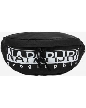 Поясная сумка текстильная Napapijri