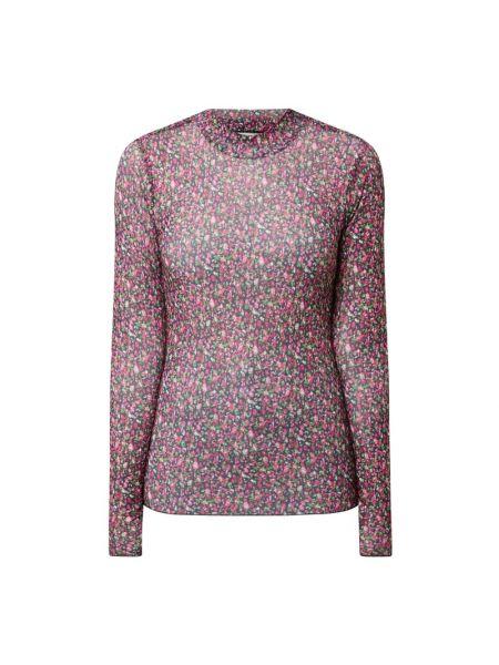 Różowa bluzka ze stójką Moves