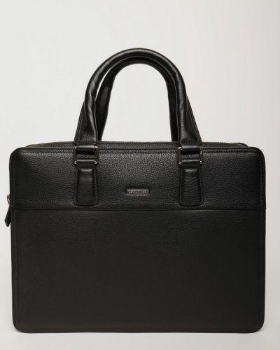 Кожаный портфель Cerruti 1881