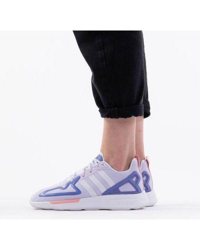 Текстильные розовые кроссовки винтажные Adidas Originals