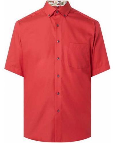 Koszula krótki rękaw bawełniana Eterna