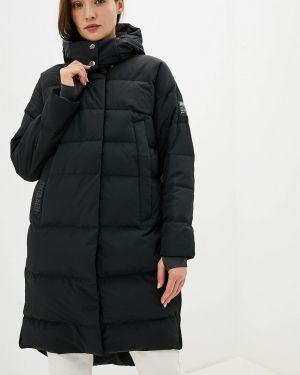 Куртка осенняя черная Anta