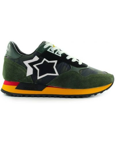 Zielone sneakersy Atlantic Stars