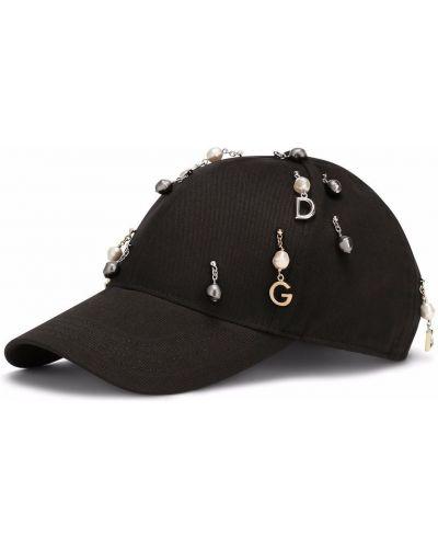 Charms - czarny Dolce And Gabbana