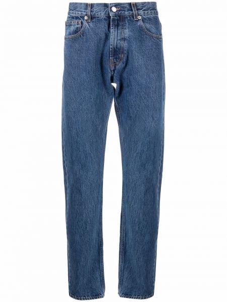 Klasyczne mom jeans - niebieskie Norse Projects