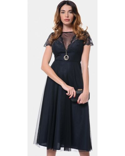 Вечернее платье - черное Arefeva