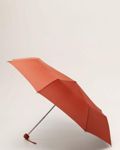 Зонт красный бордовый Mango