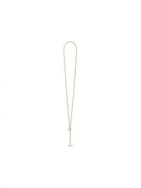 Желтое ожерелье Shihara