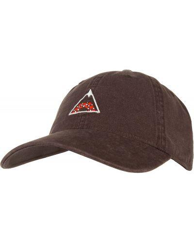 Бейсболка серая на голову Mountain Hardwear