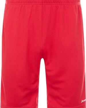 Спортивные шорты красный плоский Demix