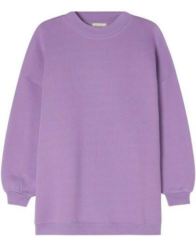 Fioletowy sweter American Vintage